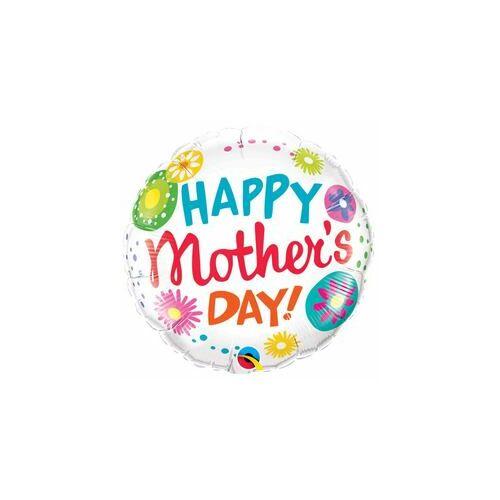 Mother's Day Floral Circles Fólia Lufi