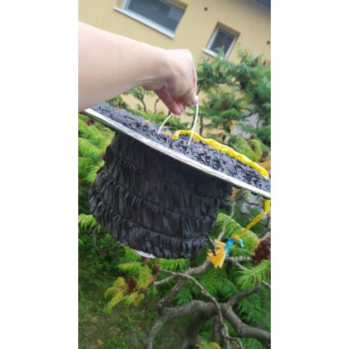 Ballagási végzős kalap Pináta