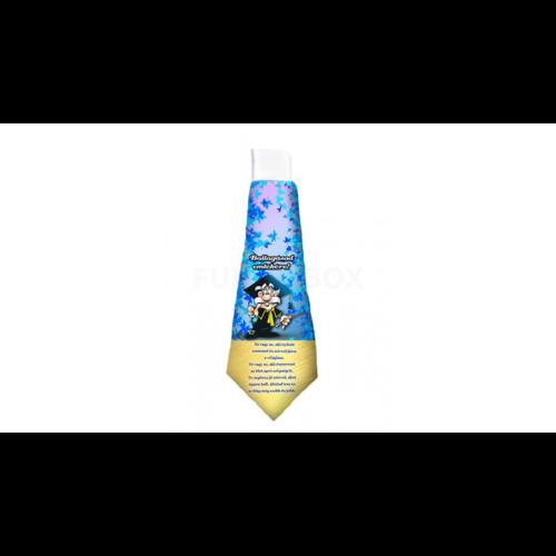 Ballagásod emlékére nyakkendő