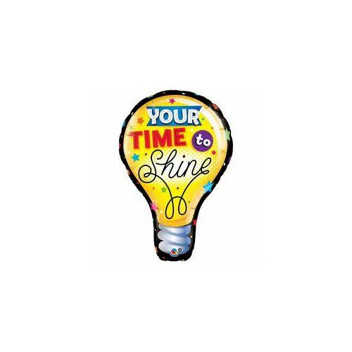 102 cm Your Time To Shine Super Shape Ballagási Fólia Luf
