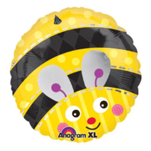 Méhecske - Cute Bumble Bee Fólia Lufi