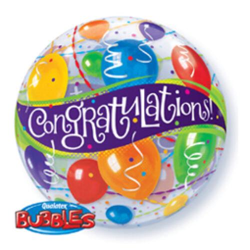 Gratulálunk Buborék Lufi