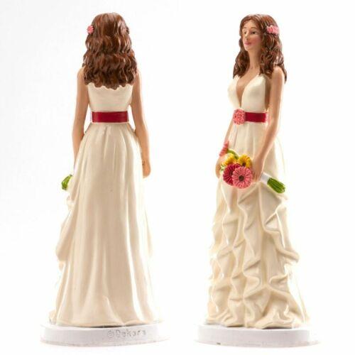 Menyasszony Esküvői tortadísz