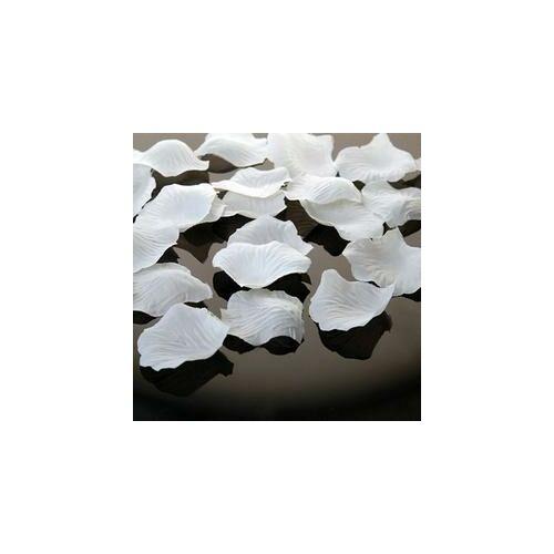 Fehér színű virágszirom