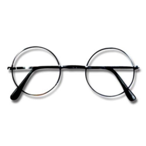 Harry Potter fekete keretes szemüveg