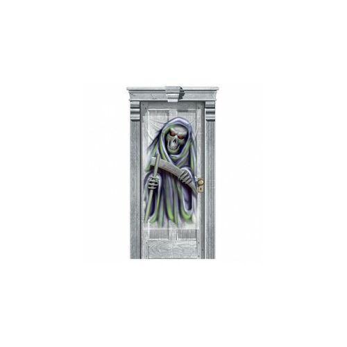 Ajtó dekor, A Kaszás - Grim Reaper - Ajtódekoráció - 160 cm x 83 cm