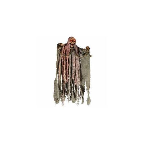 Függő dekor,-Sikító Csontváz Szellem Dekoráció, 40 Cm-Es