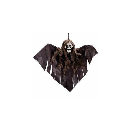 Függő dekor,-Szürke Csontváz Dekoráció Halloween-Ra, 35 Cm-Es
