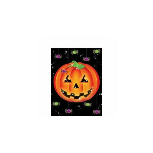 Asztalterítő Perfect Pumpkin Parti Asztalterítő Halloweenre - 137cm x 259 cm