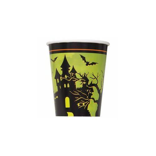 Pohár Kísértetház Pohár Halloweenre - 270 ml, 8 db-os