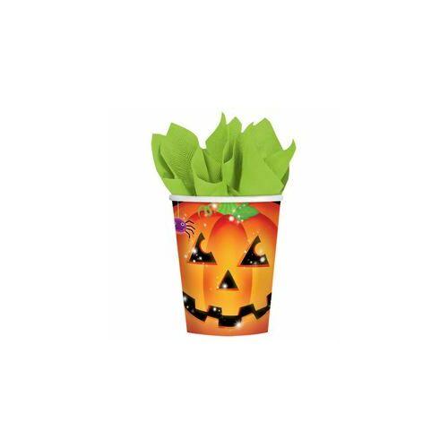 Pohár Perfect Pumpkin - Tök Mintás Parti Pohár - 266 ml, 8 db-os