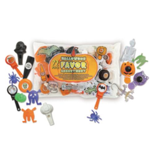 Pinataba és partihoz játékokHalloween Party Játékok - 72 db-os