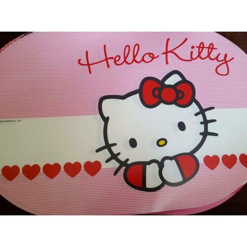 Hello Kitty Tányéralátét.