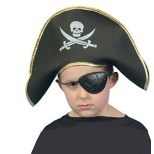 Kalóz,- Kalóz Kapitány Kalap Gyerekeknek