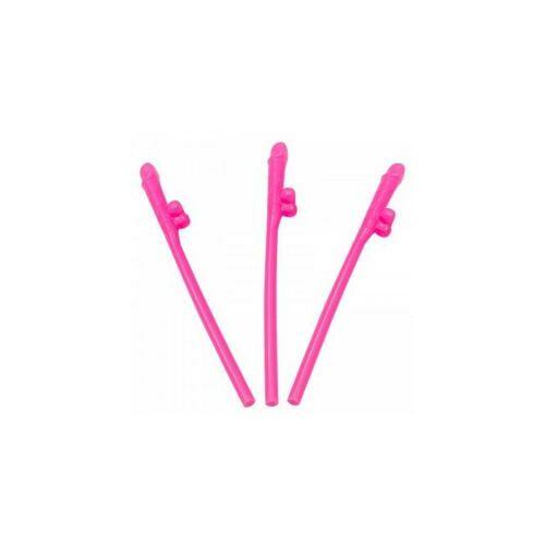 Pink Szívószálak, Pink Willy Lánybúcsúra, lánypartira