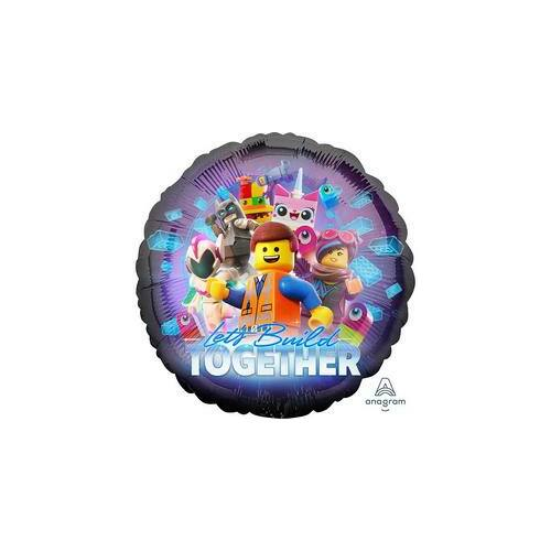 Lego Movie Fólia Léggömb