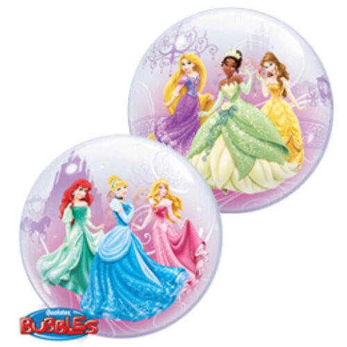 Lufi Disney Princess Royal Debut Hercegnős Bubble Lufi