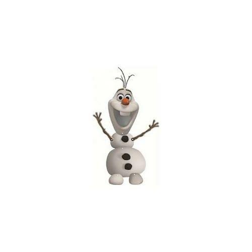 Légtér Dekoráció 55 cm es Frozen - Jégvarázs Olaf Függő Dekoráció