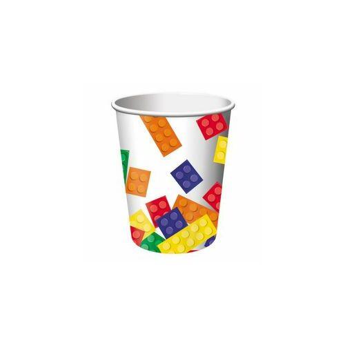 Pohár, Block Party - Lego Parti Pohár - 8 Db-Os, 266 Ml
