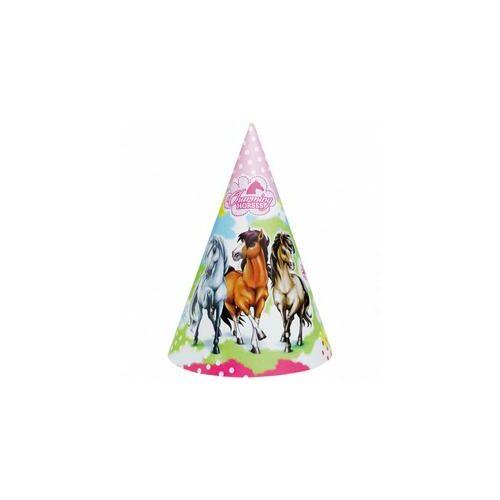 Charming Horses - Lovas Parti Kalap - 6 db-os
