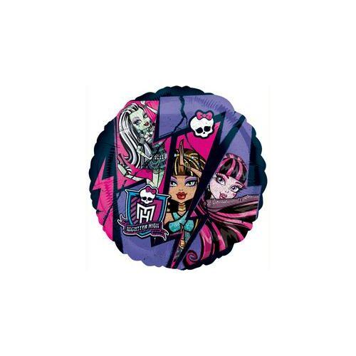 Lufi Monster High Group Fólia Lufi