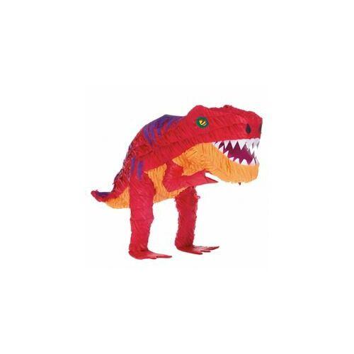 T-Rex Dinoszaurusz Pinata Parti Játék pináta ütővel lehet