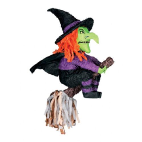 Boszorkány Seprűn Parti Pinata Játék  pináta ütővel lehet