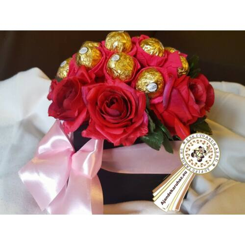 Rózsa Box, Ferrero Rocher-val