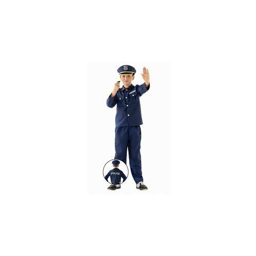 Rendőr Jelmez Gyerekeknek+ fém bilincs