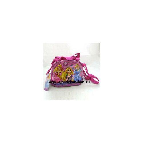 Aranyhajas uzsonnástáska - Rapunzel hűtőtáska