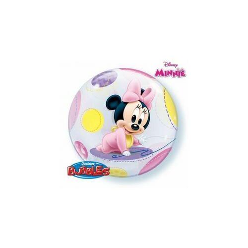 Disney Baby Minnie Bubbles Lufi Babaszületésre