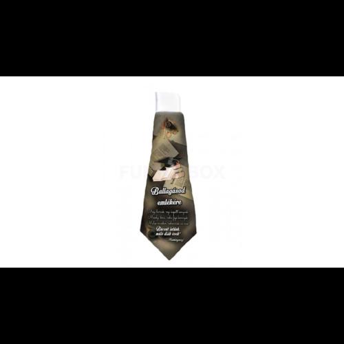 Ballagásod emlékére... Régi harcok nyakkendő