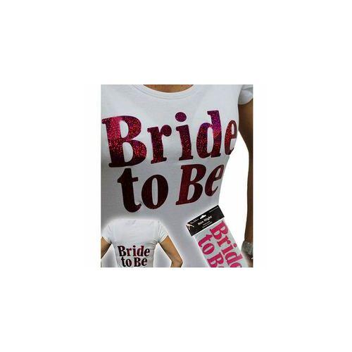 Pólóra vasalható  hologramos Bride to Be Lánybúcsúra matrica