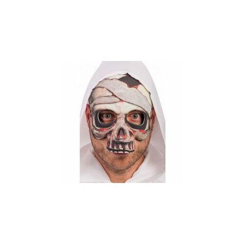 Csontváz Koponya Múmia Maszk Halloween-Ra