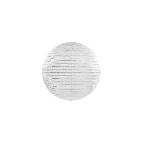 Fehér Gömb Lampion - 55 cm-es