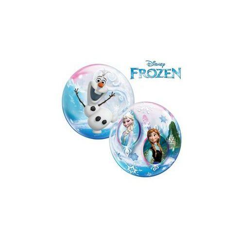 Disney Frozen - Jégvarázs Bubble Lufi 56 cm