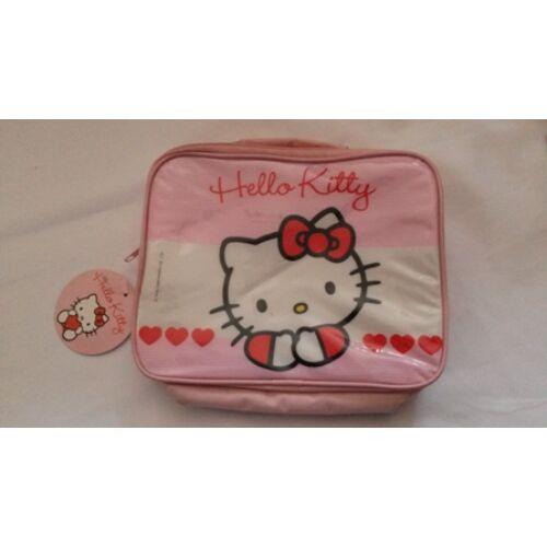 Hello Kitty uzsonnás kisbőrönd