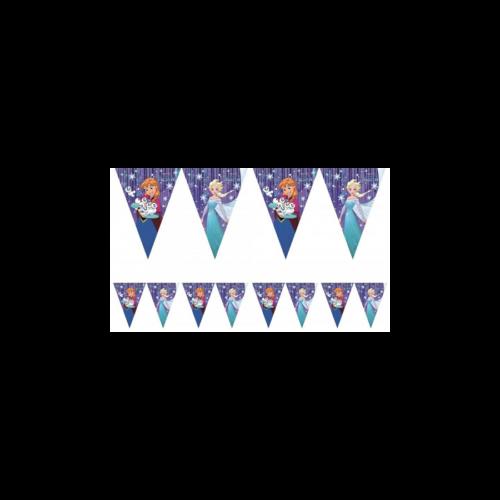 Jégvarázs-Frozen zászlófüzér