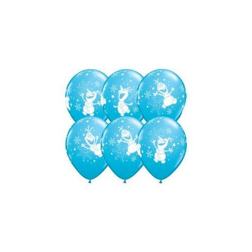Jégvarázs - Olaf Dancing Robins Egg Blue Lufik(25 db/csomag)