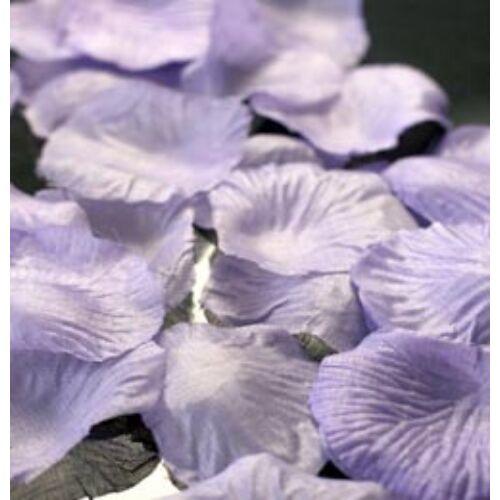 Halvány lila virágszirom