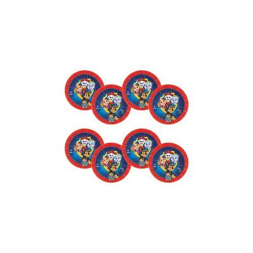 Mancs Őrjárat - Paw Patrol tányérok