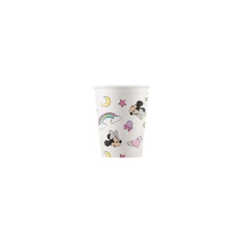 Minni Egér Unikornis - egyszarvú poharak komposztálható