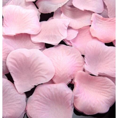 Rózsaszín színű virágszirom