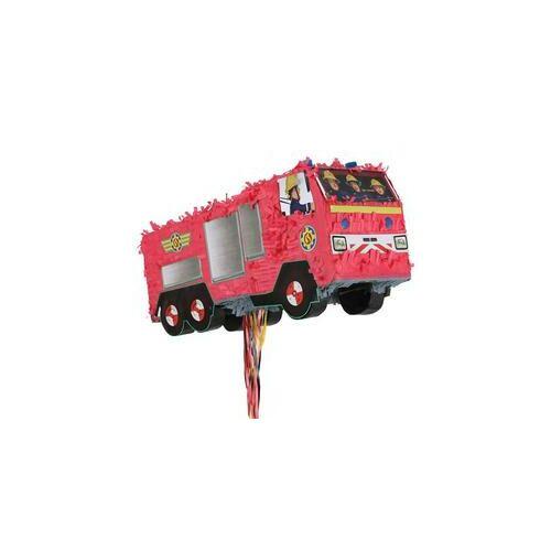 tűzoltó autó pináta- Sem a tűzoltó pinata