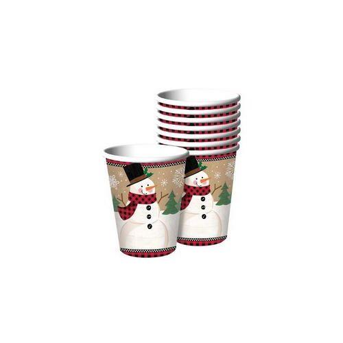 Winter Wonderland Karácsonyi  Poharak.