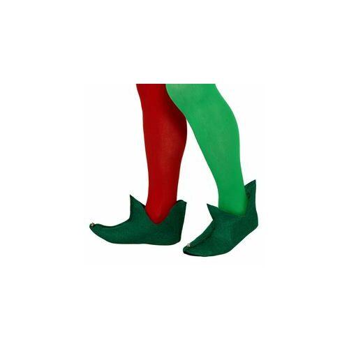 Manó - Zöld Manó Cipő Jelmez Kiegészítő